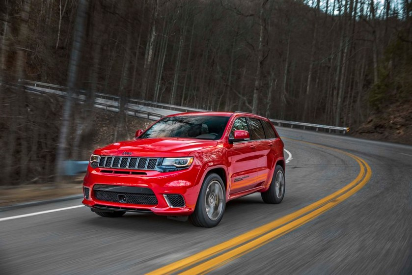 Image result for jeep grand cherokee 2018