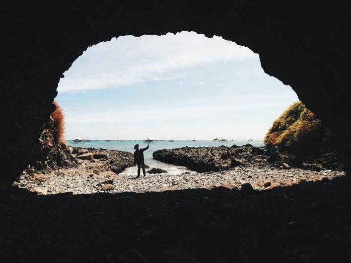 Gua di Sekitar Pulau Kunti