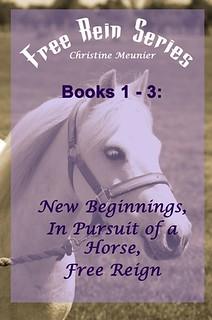 Free Rein Books 1-3 Bundled Together | Christine Meunier Author