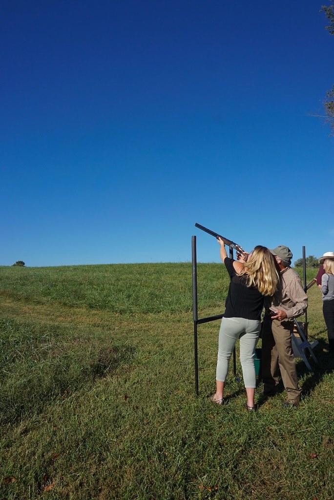 fairfield marriott skeet shooting