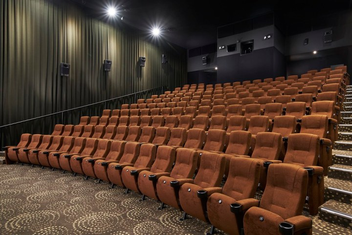 Seven out of the eight halls at GV Paya Lebar are equipped with ProBax seats. (Credit: Golden Village)