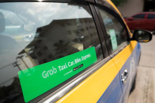 GrabTaxi Chiang Mai