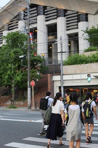 【2017日本京都七日訪】京都造形藝術大學:好像整個學校都在創作中