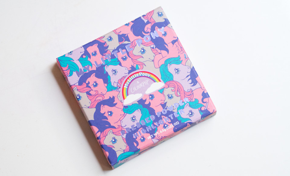 my little pony x colurpop trickles