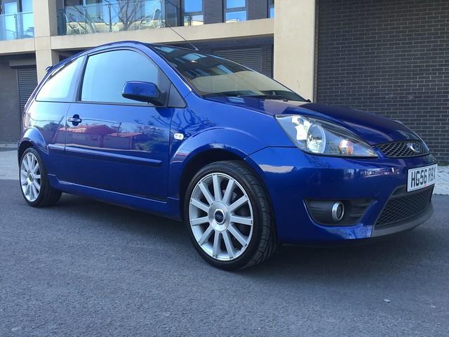 Zippy Blue Car