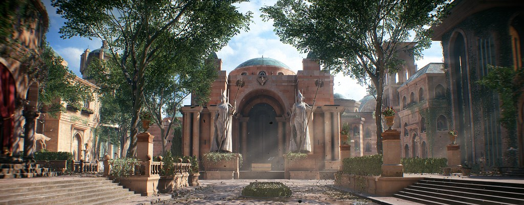 Naboo Star Wars Battlefront II NochaProductions Flickr