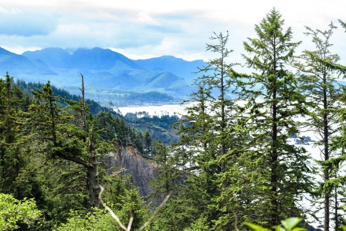 Ecola State Park - Oregon - Vistas al Océano Pacífico