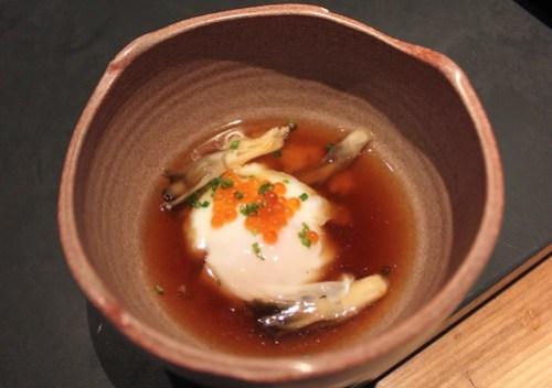 Robin SF - Onsen egg