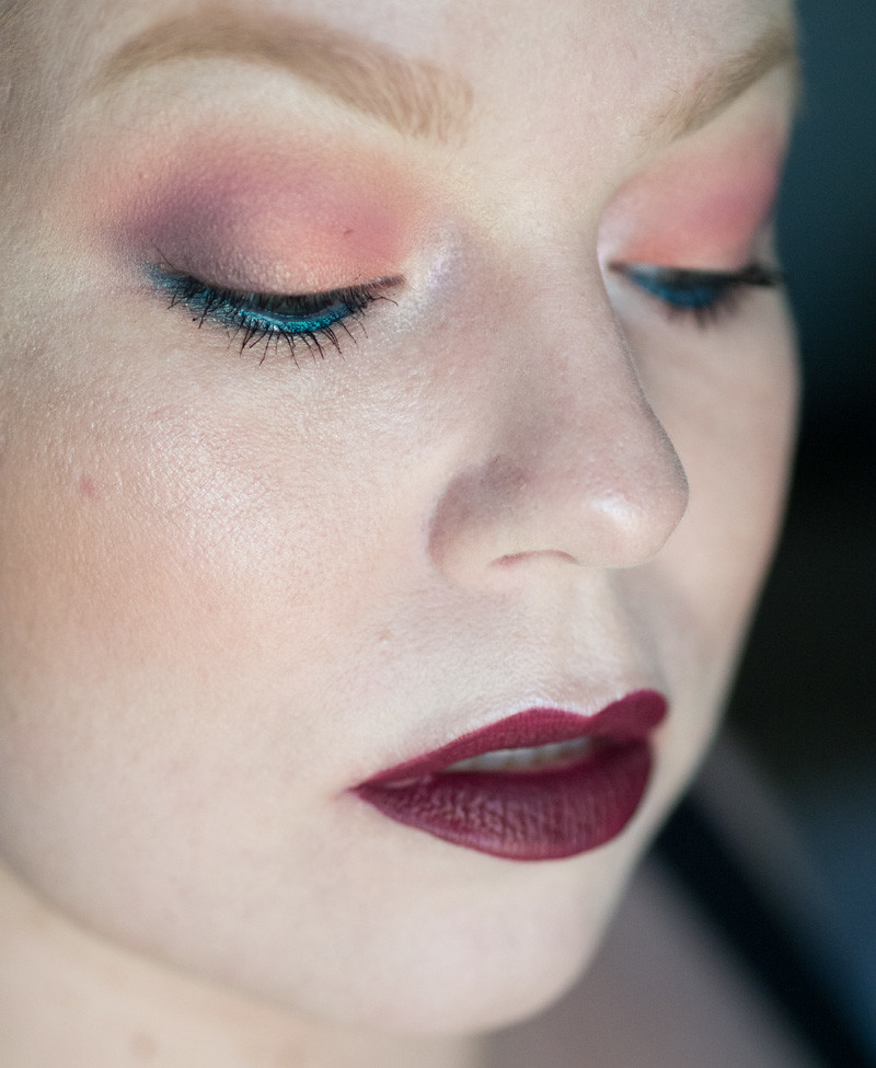 my little pony x colourpop meikki makeup
