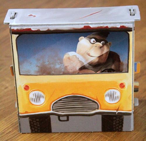 The Getaway Truck