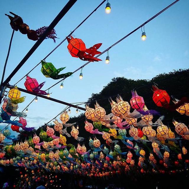 Yee Peng Lantern Festivals Decorations