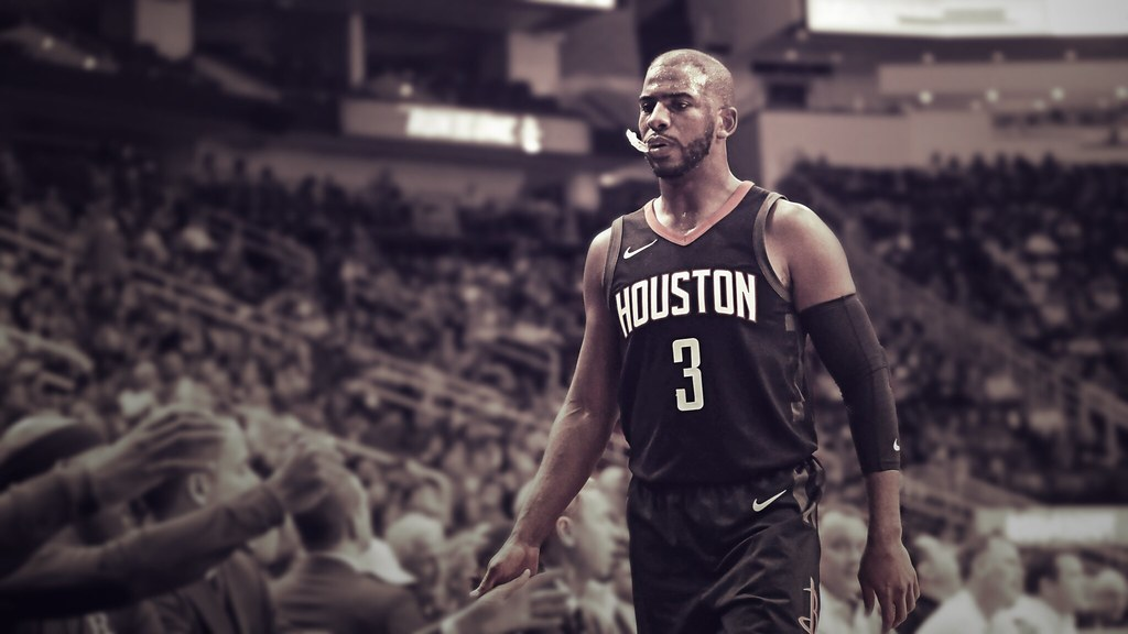 Chris Paul Rockets Wallpapers