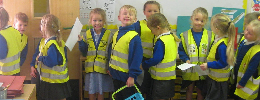 Red Class Go Shopping