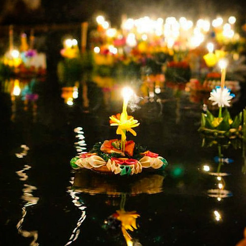 Floating Krathong