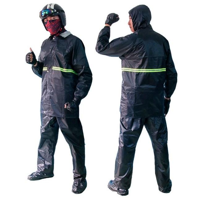 áo mưa phượt 2 lớp áo mưa đi xe máy moto Cần Thơ