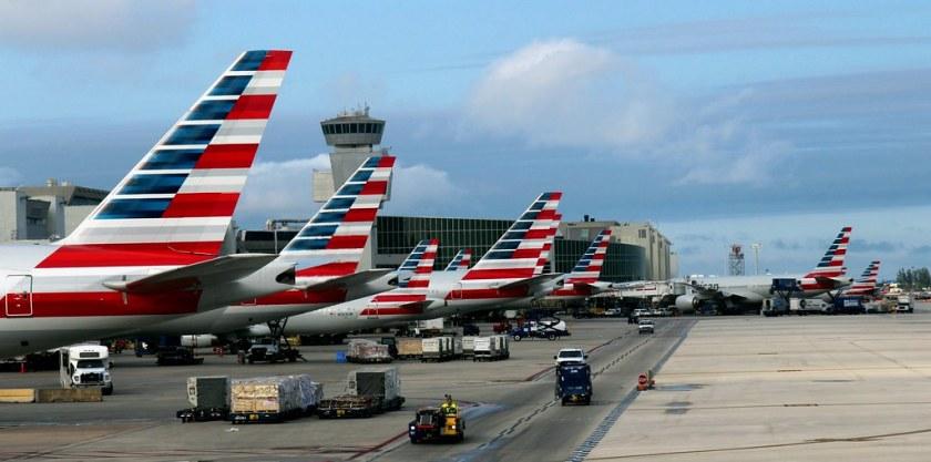 Bildresultat för american airlines gate