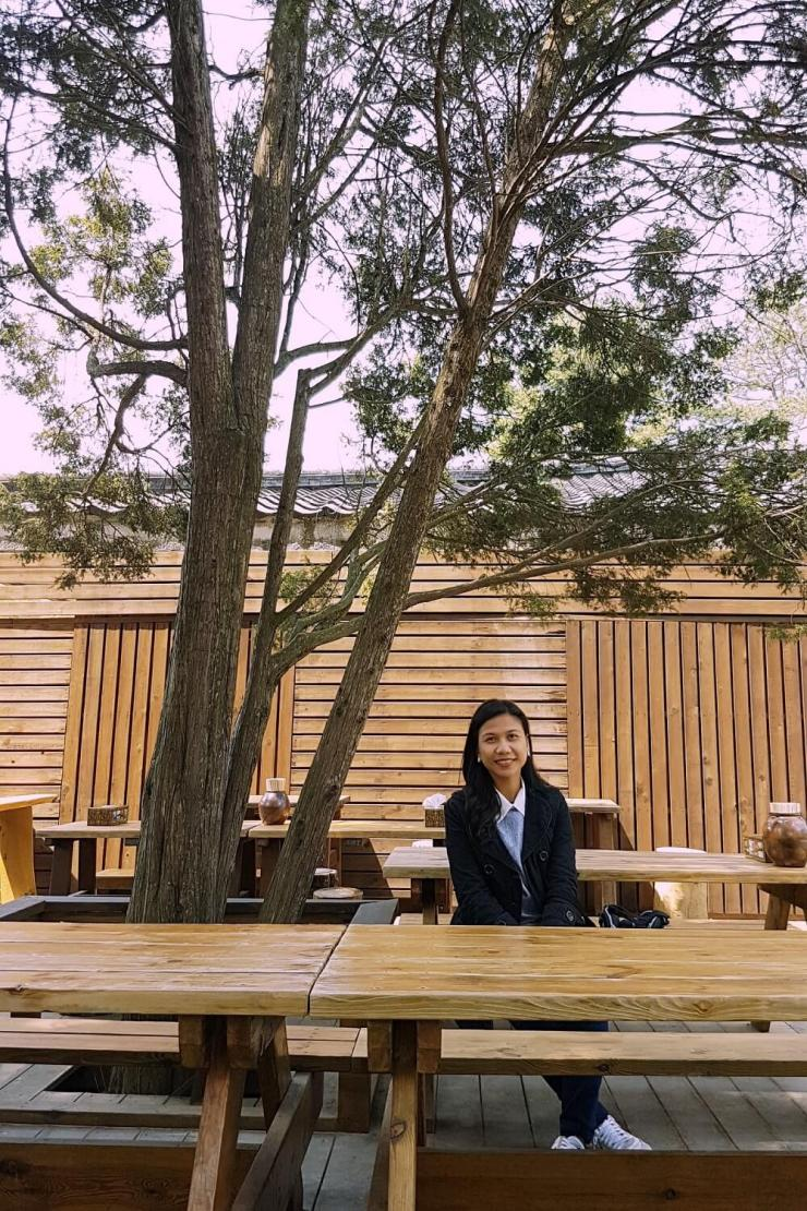 where to eat in nami island