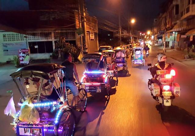 Chiang Mai Samlor Trishaw 02