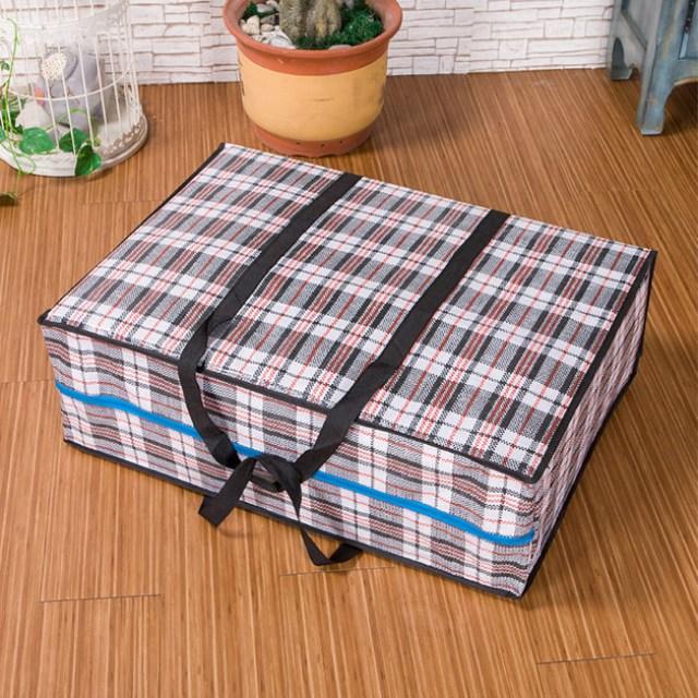 Túi bạt dứa đựng quần áo chăn màn vải loại lớn Cần Thơ