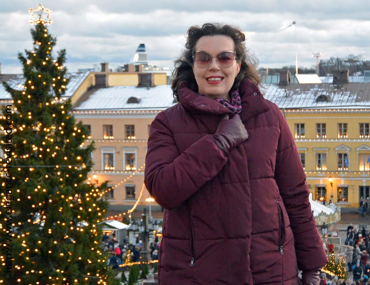 puffa coat over 40