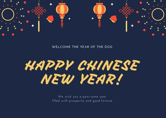 what is the animal for chinese new year 2018