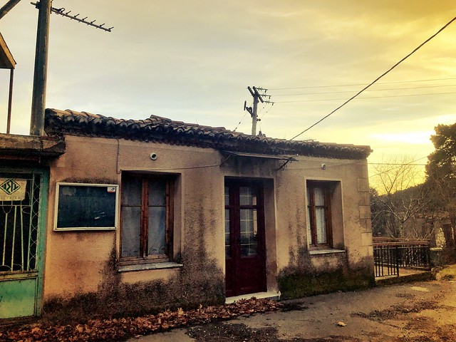 drymonas village north evia