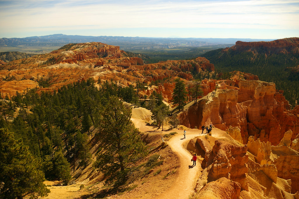 "Sunrise Point area, Bryce Canyon National Park, Utah, October 8, 2015 (Pentax K-3 II) shot from 37°37'41""N 112°09'47""W"