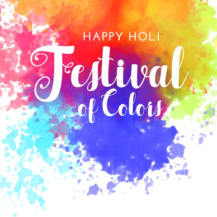 Best Romantic Messages for Holi
