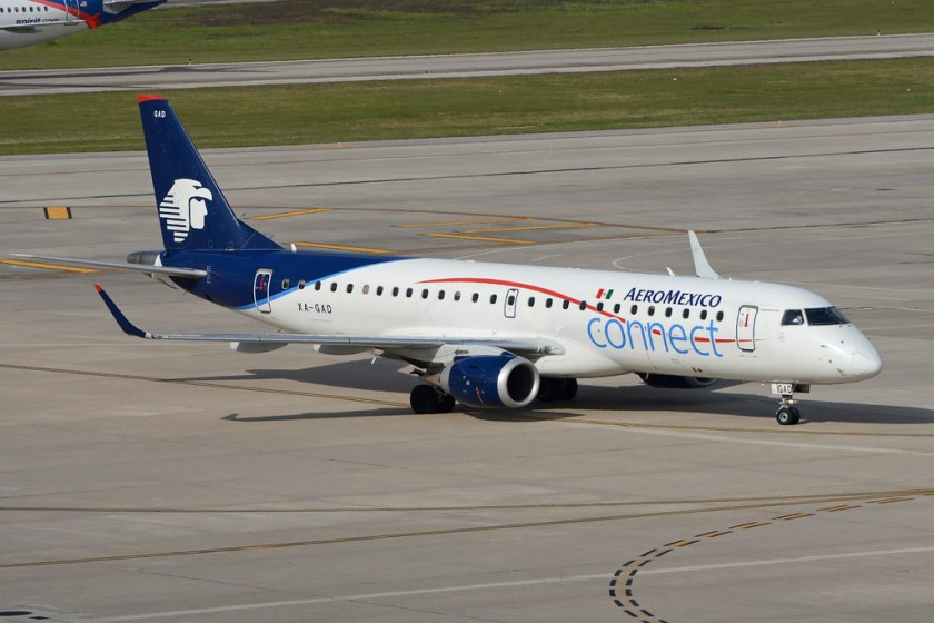 Bildresultat för embraer 190 mexico