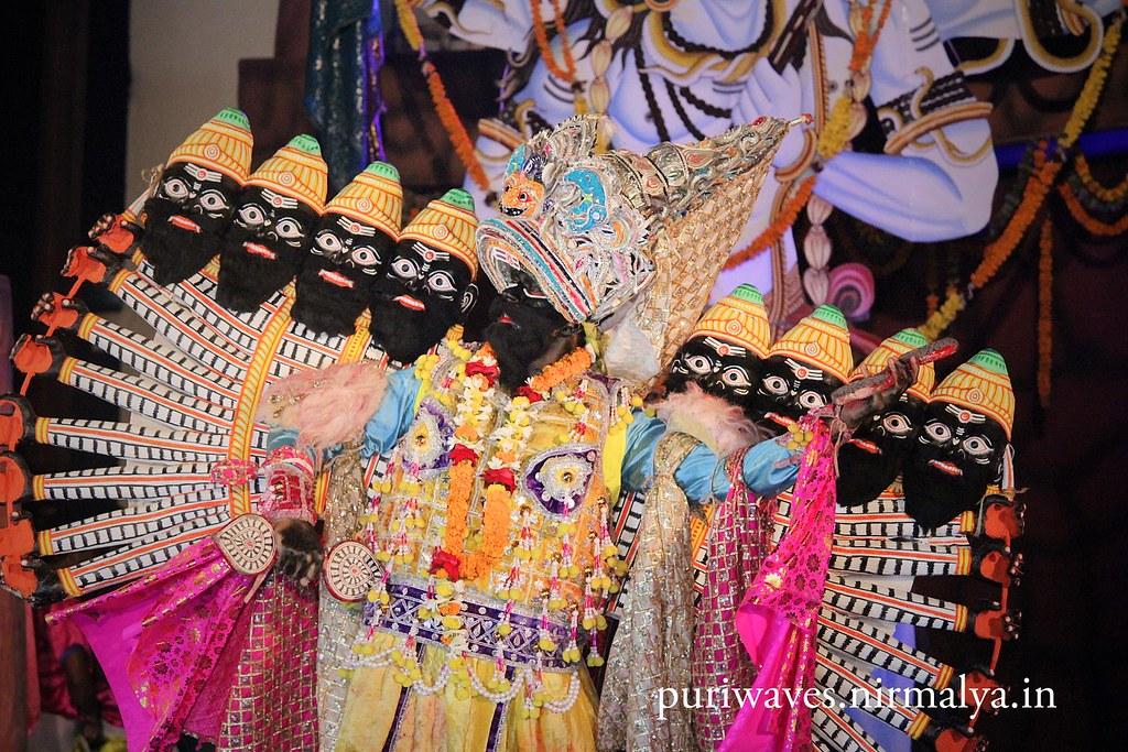 Nabasira - Stage of Shrikhetra Mahotsav - Open Pendal - Muktakasha Rangamancha