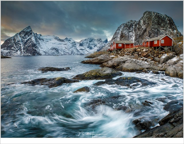 Hamnoy - fotoreis winter op lofoten