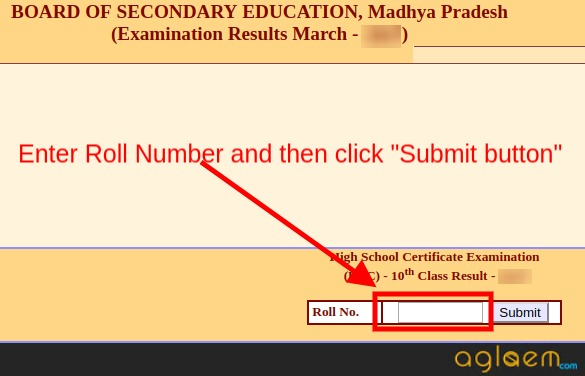 MPBSE Result