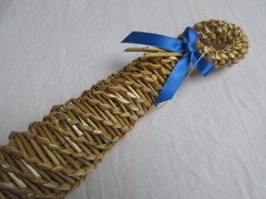 Harvest neck corn dolly
