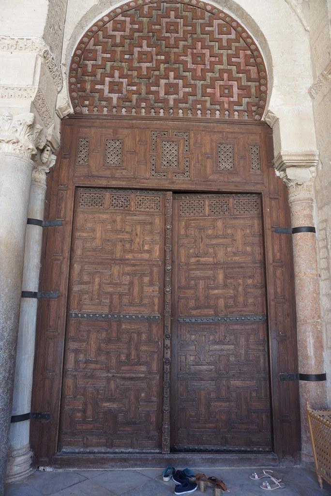 kairouan great mosque prayer mosque