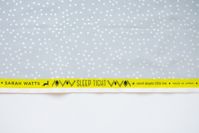 Print used for Laguna Table Runner binding (pattern version)