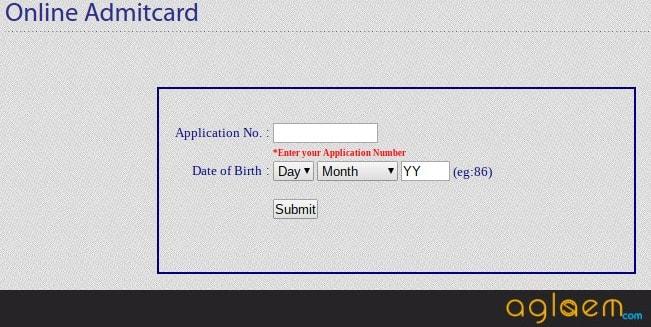 IBSAT 2018 Admit Card