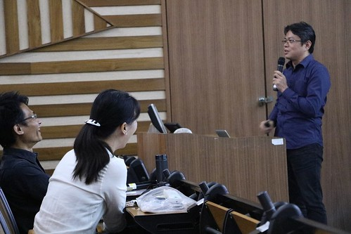 【行動講堂NO.8】王文雄老師說自己:不務正業變正業