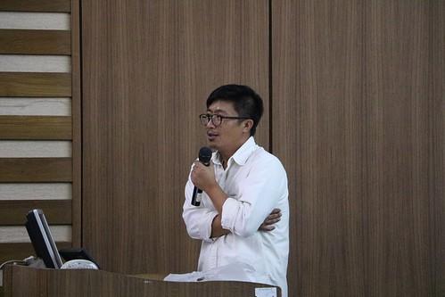 【行動講堂NO.7】李忠益老師的藍靛計畫:「轉變從種植藍草開始」
