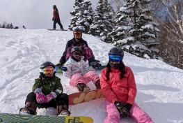 日本最大的滑雪區,志賀王子飯店西館,直達滑雪場,ski in