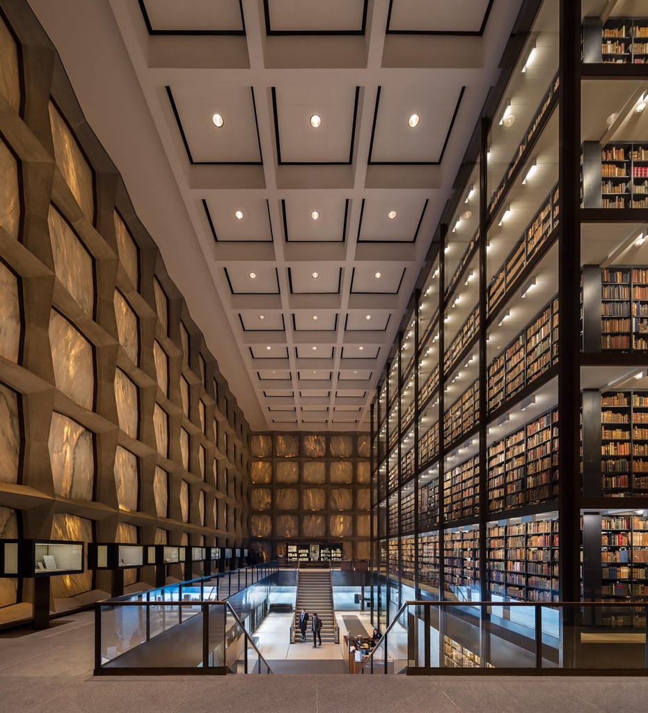 Beinecke Rare Books Amp Manuscripts Library Yale
