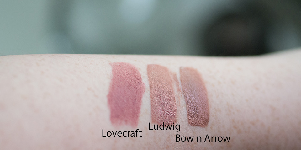 kat von d lovecraft ludwig bow n arrow