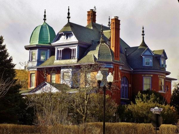 Winchester VA quotThe GablesquotWilliam H Baker House 5 S