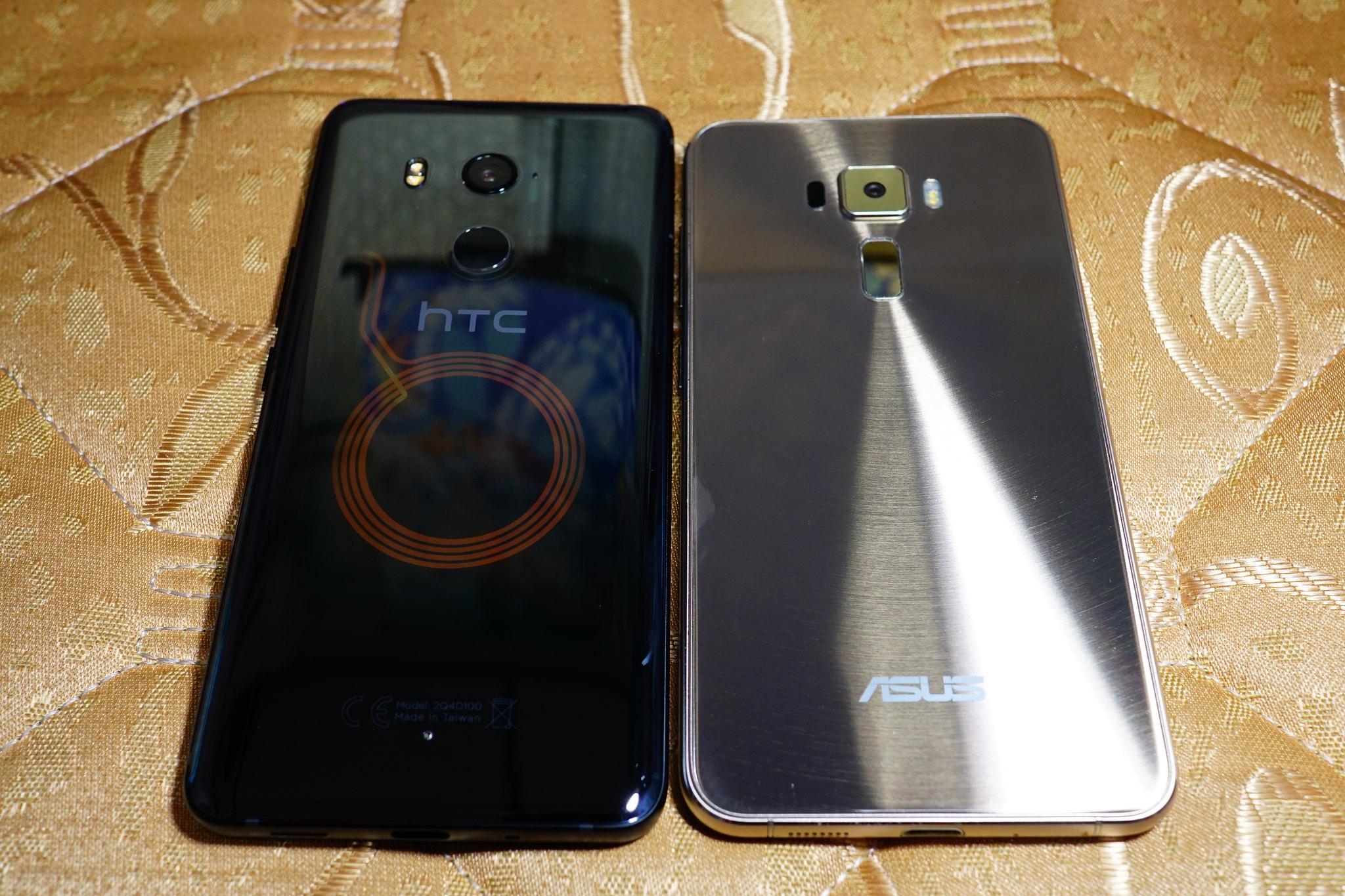 【心得】HTC U11+ 透視黑 64G版本 超簡易開箱文 @智慧型手機 哈啦板 - 巴哈姆特