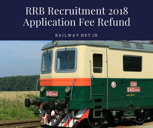 Railway Minister Piyush Goyal Announces the Refund of RRB Recruitment 2018 Application Fee