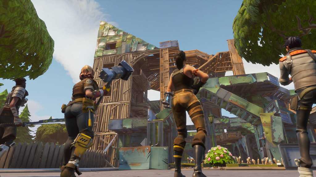 Xbox One FortniteSteam