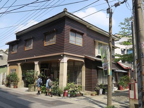 【咖啡館】嘉義朴子「清木屋」:爺爺的老診所