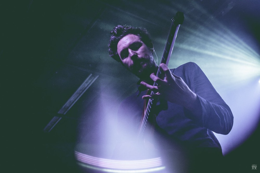 TesseracT + Between the Buried and Me + Plini @ Tivoli Theatre, Dublin - December 2nd 2018