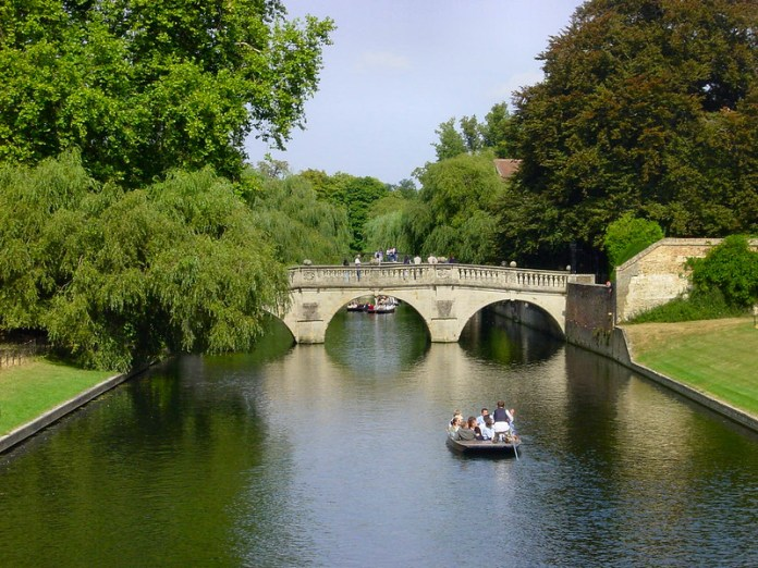 best places to visit in Cambridge