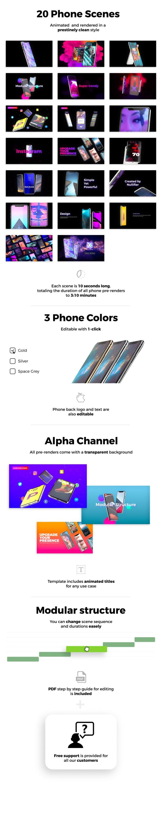 App Promo Stomp Phone XS - 1