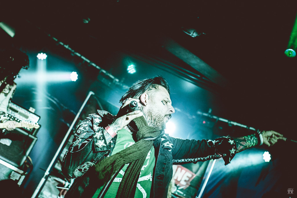 cKy + Sumo Cyco + Bullets and Octane @ Limelight 2, Belfast - November 30th 2018